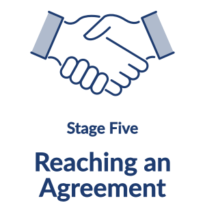 Stage Five: Reaching an Agreement