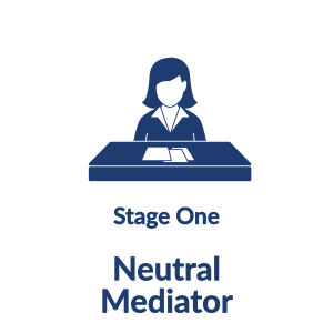 Stage One: Neutral Mediator